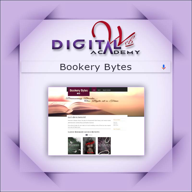 Bookery Bytes