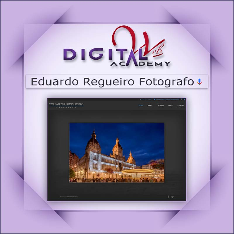 Eduardo Regueiro - Photographer