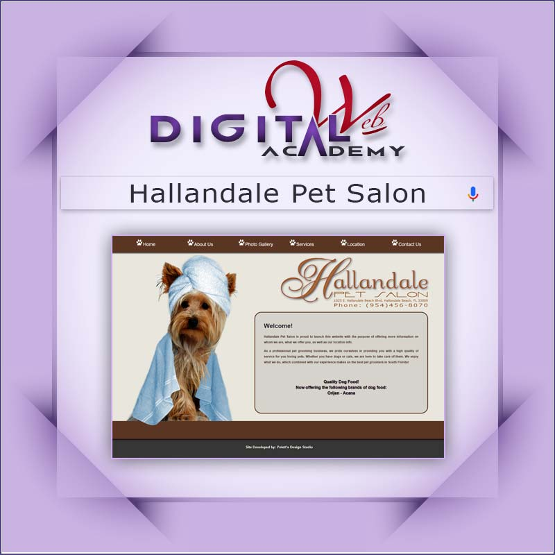 Hallandale Pet Salon
