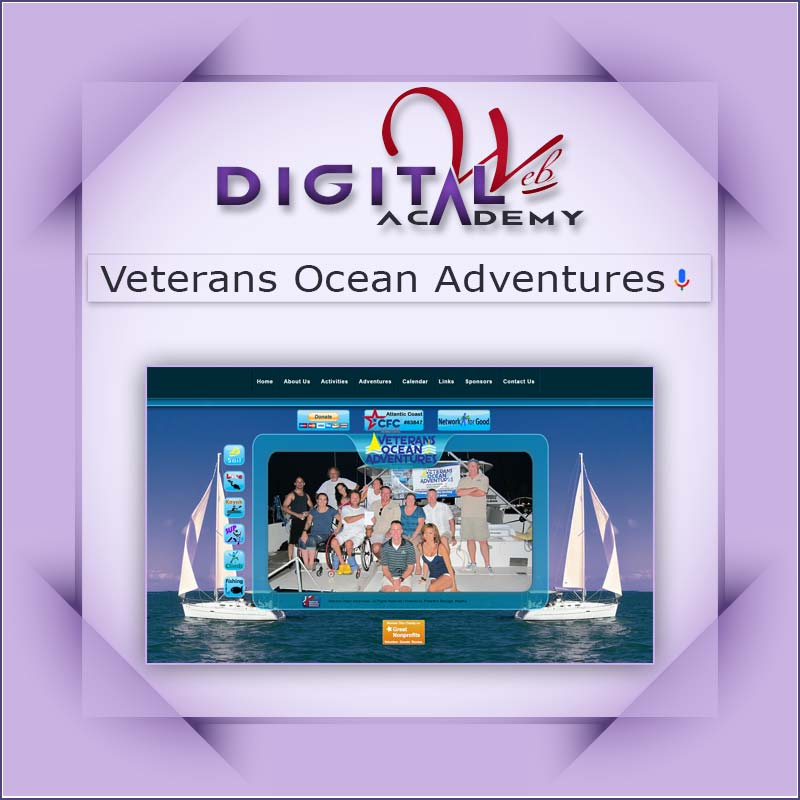 Veterans Ocean Adventures