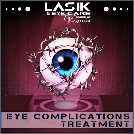 Eye Complications Treatment